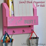 Kid's Desk Organizer
