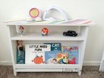 Simple Kids Bedside Table